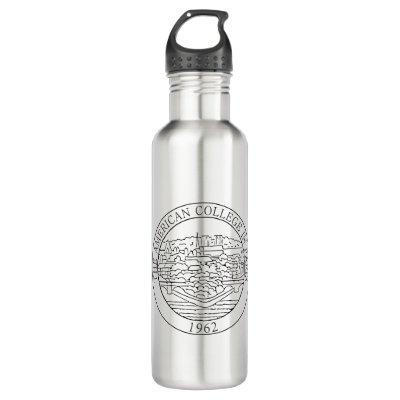 AUP Vintage Logo Water Bottle