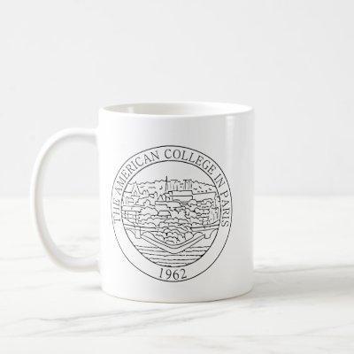 AUP Vintage Mug Logo