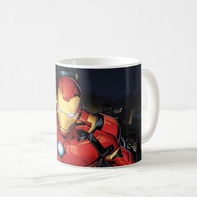 Avengers Classics | Iron Man Flying Forward Coffee Mug