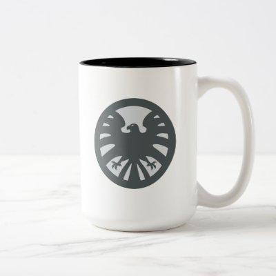 Avengers Classics | Nick Fury Icon Two-Tone Coffee Mug
