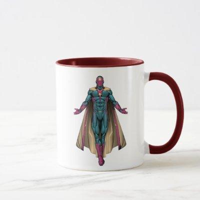 Avengers Classics   Vision Levitating Mug