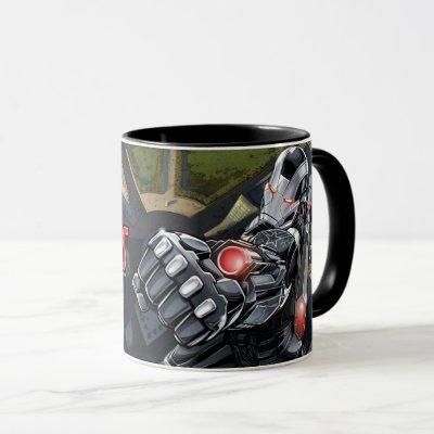Avengers Classics | War Machine Punch Mug