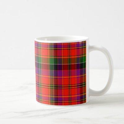 Ayers Scottish Tartan Coffee Mug
