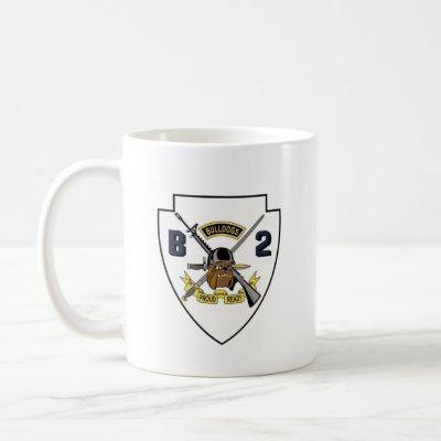 B2 Crest Mug