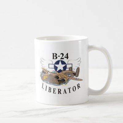 B-24 Liberator Coffee Mug