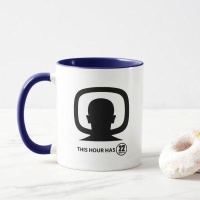 Baldo - 22 Minutes Combo Mug
