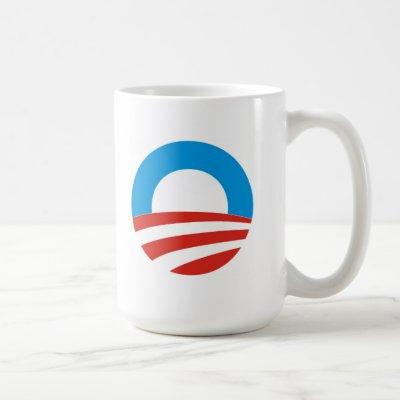 barack obama president usa logo elections 2012 coffee mug