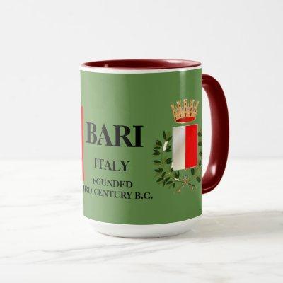 Bari Italy Coffee Mug