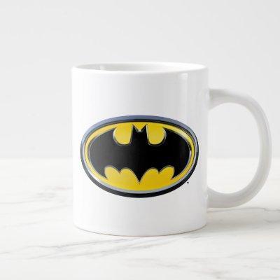 Batman Symbol | Classic Logo Large Coffee Mug