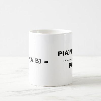 Bayes Theorem Mug