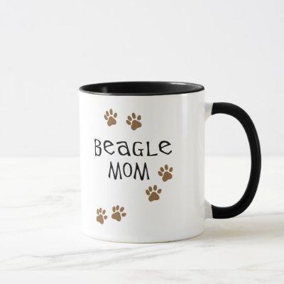 Beagle Mom Mug