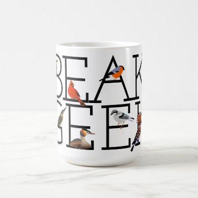 Beak Geek Coffee Mug