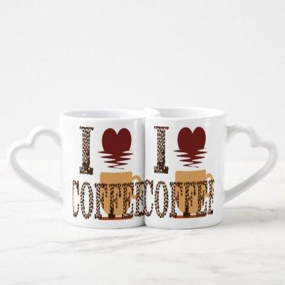 Bearded Carpenter Coffee Mug Set