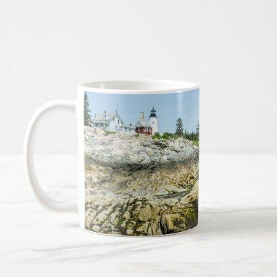 Beautiful Maine Coast Classic Coffee Mug