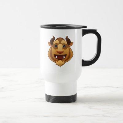 Beauty and the Beast Emoji | Beast Travel Mug