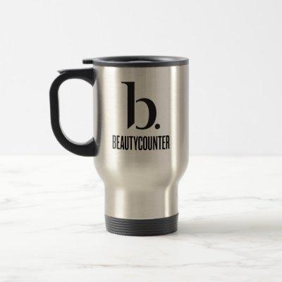 Beautycounter Travel Mug with Handle