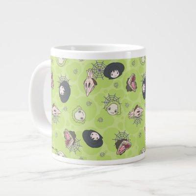 Beetlejuice | Cute Chibi Toss Pattern Giant Coffee Mug
