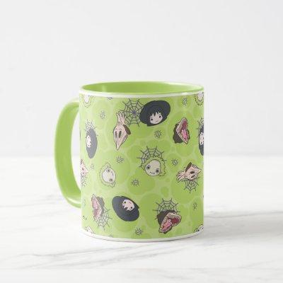 Beetlejuice | Cute Chibi Toss Pattern Mug