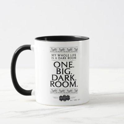 Beetlejuice | My Whole Life Is A Dark Room Mug