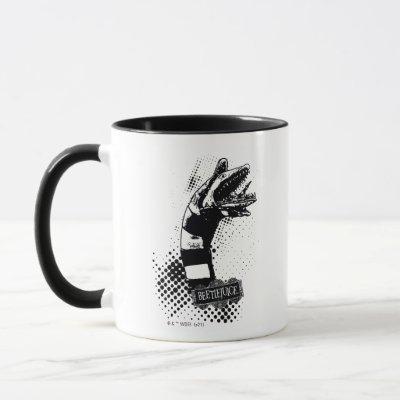Beetlejuice | Sandworm Illustration Mug
