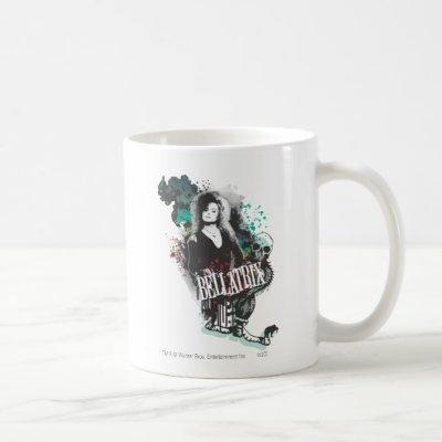 Bellatrix Lestrange Graphic Logo Coffee Mug