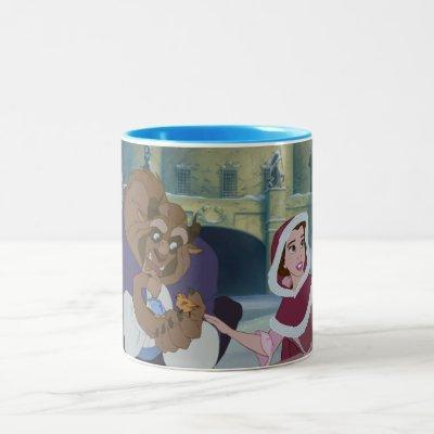 Belle | Dare to Dream! Two-Tone Coffee Mug
