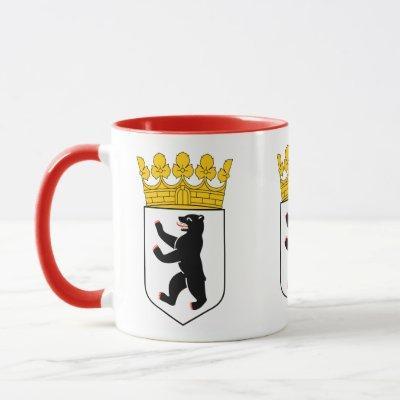 Berlin Coat of Arms Mug