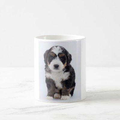 Bernedoodle mug