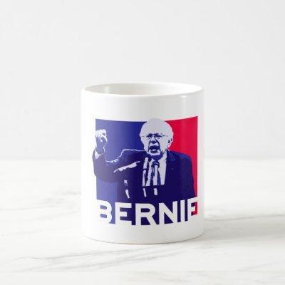 Bernie Sanders Speech Coffee Mug