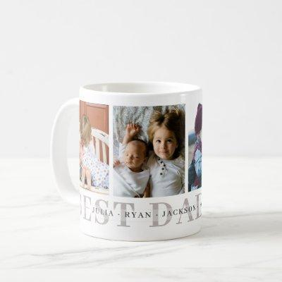 Best Dad Ever Personalized Photo Mug