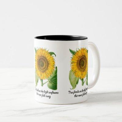 Best Friends Friendship Inspiration Gift Mug Cup