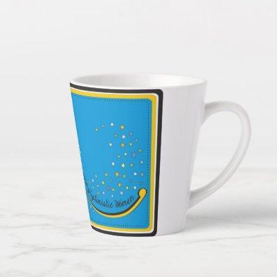 BeTheGlowOfPEO Latte Mug