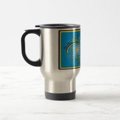 BeTheGlowOfPEO Travel Mug