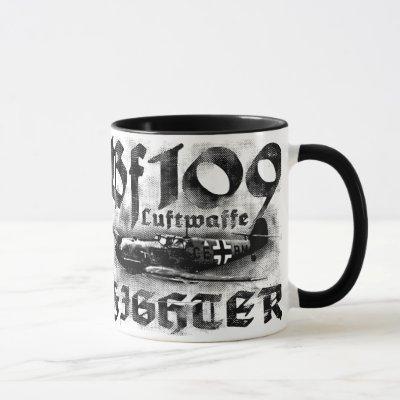 Bf 109 Ringer Coffee Mug