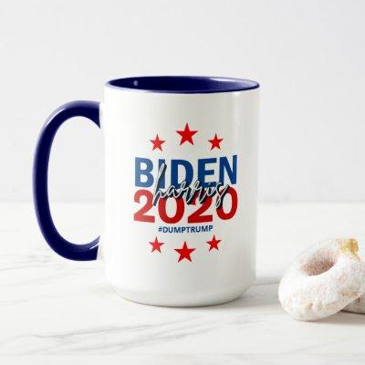 Biden Harris 2020 Election Campaign 2-Tone Mug
