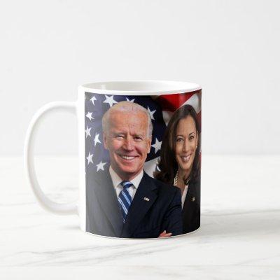 Biden Harris 2020 Election Collectible Photo Coffee Mug