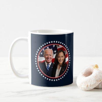 Biden Harris 2020 Election Cool Campaign Photo Coffee Mug