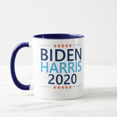 Biden Harris 2020 for President US Election Mug