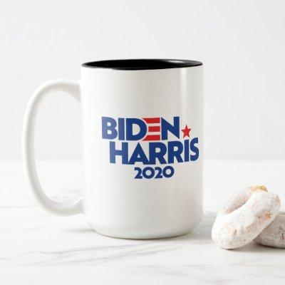 BIDEN HARRIS 2020 Two-Tone COFFEE MUG
