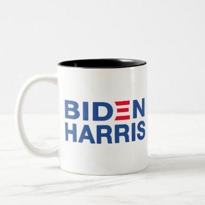 Biden-Harris 2020 Two-Tone Coffee Mug