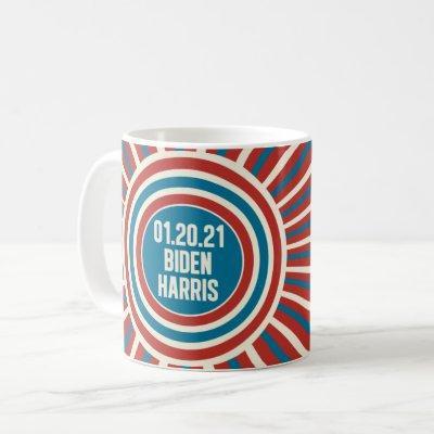 Biden Harris Inauguration Day Celebration Coffee Mug