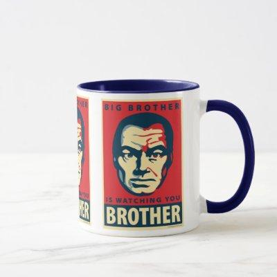 Big Brother - Is Watching You Brother: OHP Mug
