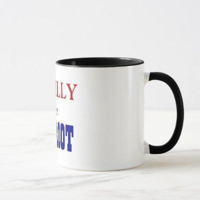 Bill O'Reilly Patriot Mug