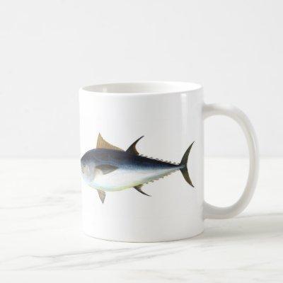 Bluefin Tuna illustration Coffee Mug