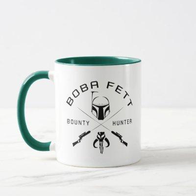 Boba Fett Black Badge Mug