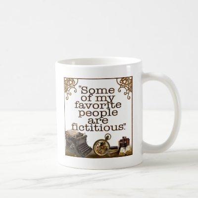 Book Lovers Mug / Writers & Authors