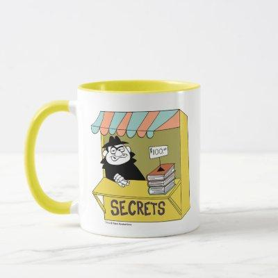 Boris Badenov | Selling Secrets Mug