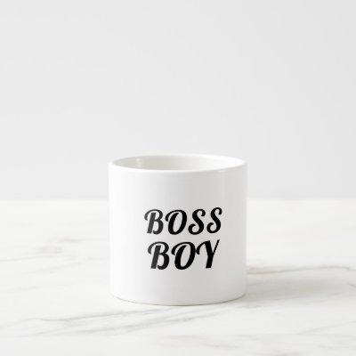 BOSS BOY ESPRESSO CUP