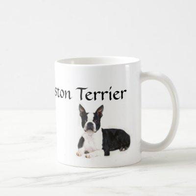Boston Terrier Love Mug