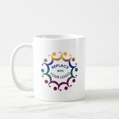 Branded with Your Corporate Logo or Graphic Coffee Mug